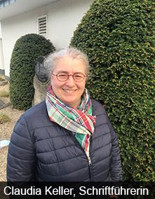Claudia Keller